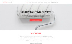 Rest Tech Painting Website for Rest Tech Painting
