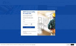 GMI Insurance Website Design & Development for Insurance Company