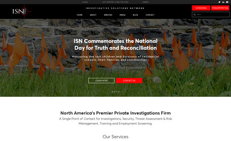 ISN-INC Security Services