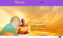 irise Complete redesign of I.R.I.S.E website. Check how ...