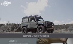 Dfenderland Dfenderland specializes in customizing the vehicle...
