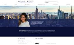 Walton & Walton Law Walton & Walton provides value-driven legal servic...