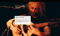 Mousa Elias Oriental Artist website