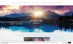 jenniferwellness E-Commerce site - Audio store   Jennifer Schaefer ...