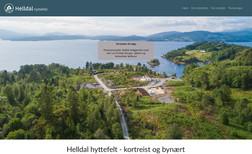 Heldal Hyttefelt Profil og nettsider for hyttefelt