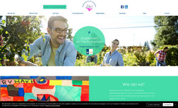 Zorgdomein 1 A play full dutch website for adult daycare on a b...