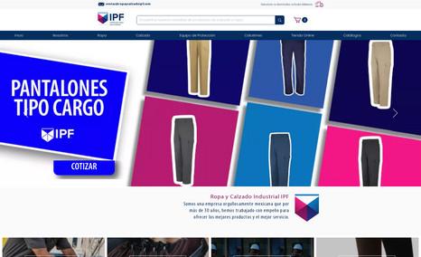 IPF Desarrollo E-commerce MX
