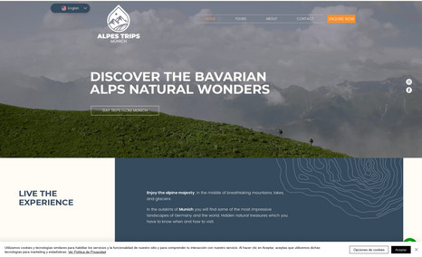 Alpes Trips DISCOVER THE BAVARIAN ALPS NATURAL WONDERS