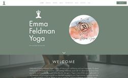 Emma Feldman Yoga Yoga website.