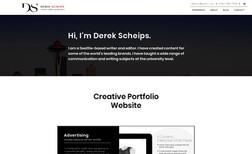 Derek Scheips Professional Portfolio