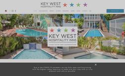 Key West Hospitality Inns Website about inns.