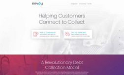 Envoy Branding, Logo Design, Web Design, Copywriting