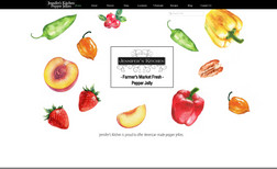fromjenniferskitchen Farmer's Market Fresh Pepper Jelly, including e-co...