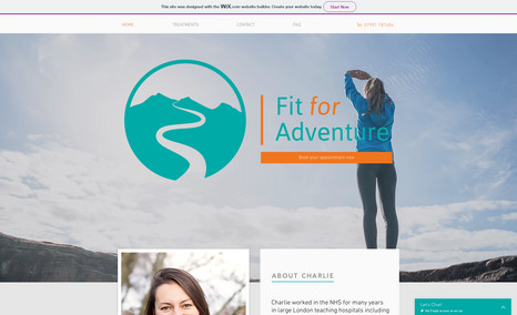 Online Bookings Fit For Adventure is a Pilates and Physiotherapy c...