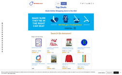 Top Deals USA Amazon Website for myself.