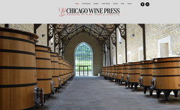 Chicago Wine Press Magazine of Wine, Food & Lifestyle