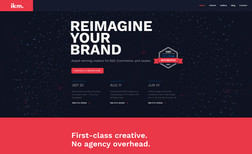 IKM Creative Award-winning creative for B2B, Ecommerce, and cau...