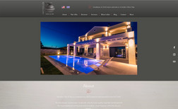 Arivallos This website is created for a beautiful villa on t...