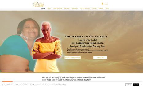 irise Complete redesign of I.R.I.S.E website. Check how ...