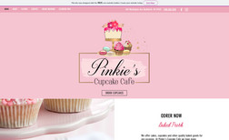 Pinkies Cupcake Cafe