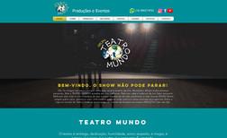 teatromundo Site cultural, projetos e oficinas de teatro, curs...