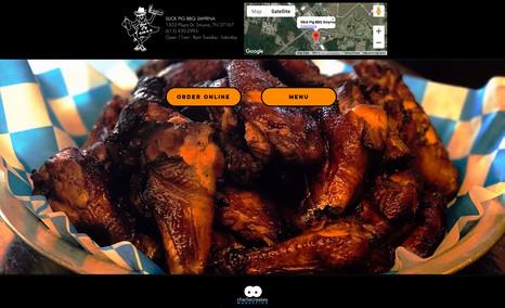 Slick Pig Smyrna Loved helping Slick Pig with this website! Slick P...