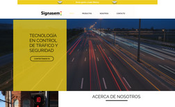 Signasem This a re-design project, that originally started ...