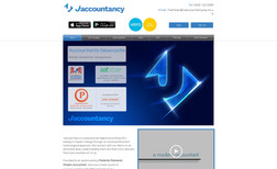 Jaccountancy NE Ltd Website redesign including all on-page SEO and tec...
