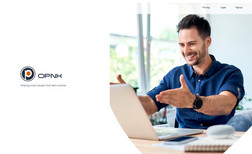 opnx A custom built full stack web application for a cl...