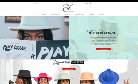 The Brandy K Agency The Brandy K Agency specializes in web site develo...