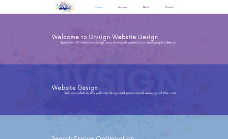 Divsign Website Design in Devon The home of Divsign website design in Devon, UK