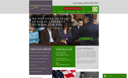 RMA Law Firm This law firm website is designed to allow the att...