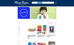 pitrezbazar desenvolvimento da loja online do cliente e do sit...