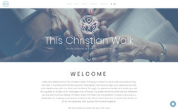 Christian Walk of Life Website about Christian blogging.