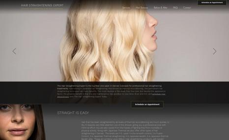 The Hair Straightening Expert Meet the hair straightening expert. Providing prof...