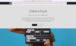 Own A Film