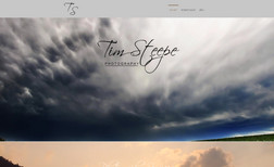 Tim Steepe Photography Amazing Photography portfolio website.