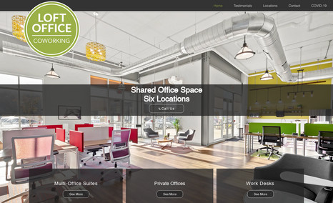 The Loft Offices Move-in Ready Offices & Suites in Five Locations