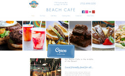 beachcafelv Las Vegas Cafe with online ordering