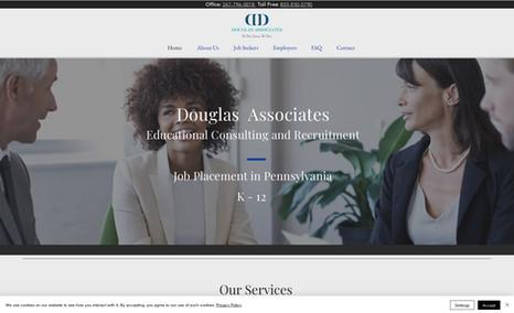 douglas-associates Education Recruitment and Consultant