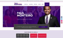 Paul Monteiro 2018