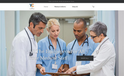 Yael Collection Medical uniform provider and seller in the Palm Be...