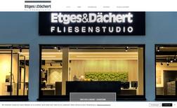 Das Fliesenstudio von Etges und Dächert in Trier