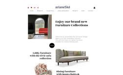 Arianeske Custom and Boutique design furniture