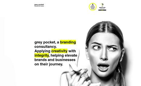 Grey Pocket Brand Planning Brand Strategy Brand Development Gr...
