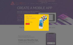 j316 App builder website