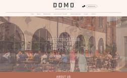 Domo Restaurant & Aperitivo Bar DOMO (meaning 'home') is a family-run Sardinian re...