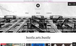 Hustle & Bustle Art Store