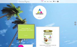 Sermaros Organics A Site re-design for this organic coconut oil comp...