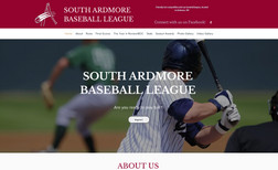 South Ardmore Baseball League